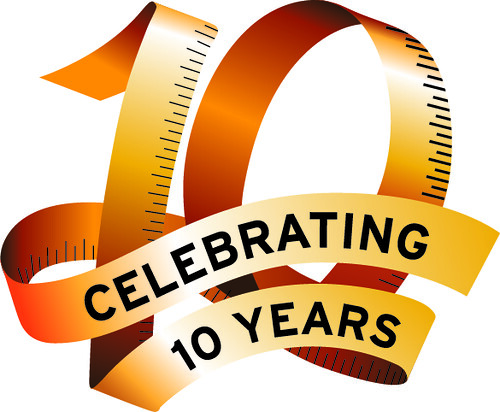 10 Years of Blogging
