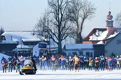 Report z Karlovské 50