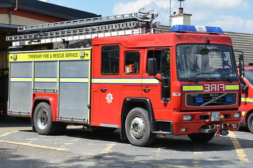 Tipperary Fire & Rescue Service 2002 Volvo FL250 Saxon WrL 02TN2239