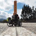 Di, 02.06.15 - 09:37 - Äquator / Mitad del Mundo, Ecuador