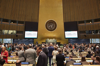 Global Compact +15: General Assembly Session (25 June 2015, New York, NY)