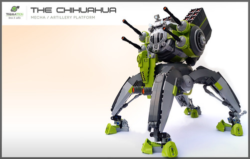 The Chihuahua - DA2 - Mecha