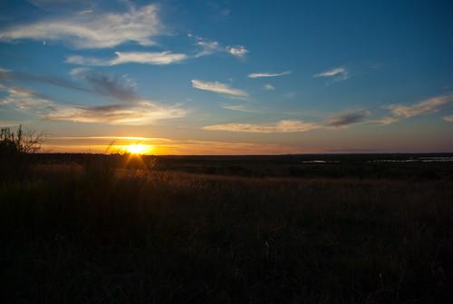 sunset texas westtexas sanangelo