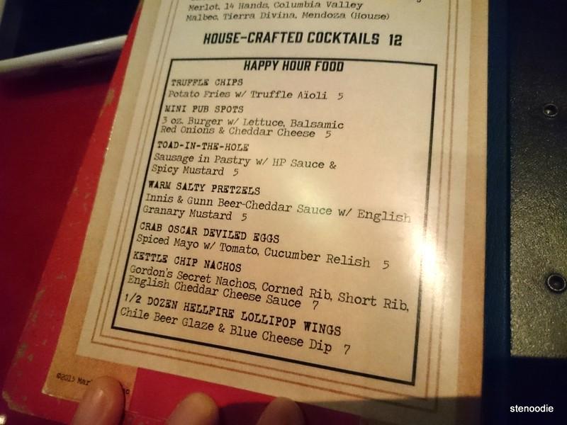 Las Vegas Eats 2015: Gordon Ramsay Pub & Grill | stenoodie