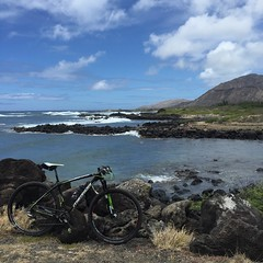 オアフ島MTBガイド - Makapu'u Lighthouse Road編