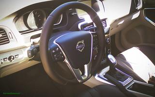 Volvo V40 AV test drive-13
