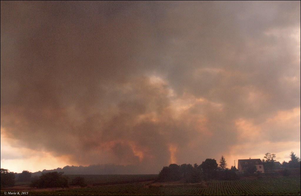 Incendie de forêt  19298391793_e96e34833c_b