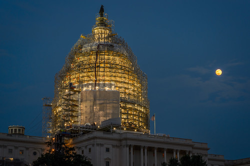 Restoring the Capitol by Geoff Livingston