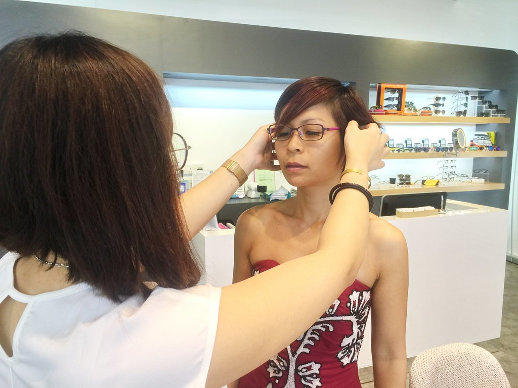 Vision Space Optometrist - Sunway Giza, Uptown, Ss2-005