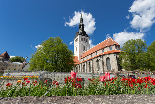 St. Nicholas' Church - Tallinn, Estonia