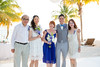 the newlyweds with the Fan family by bertrandom