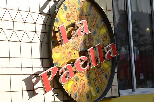 Paella restaurant, Tenerife