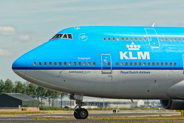 klm flight status