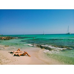 Relax in Formentera