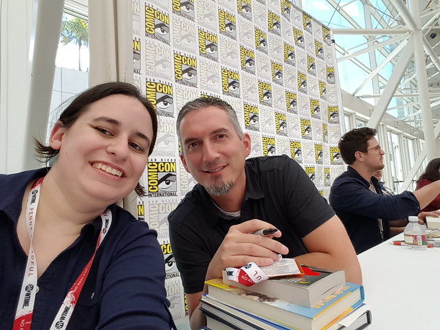 James Dashner and Me