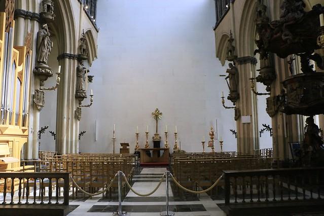 Cattedrale: interni