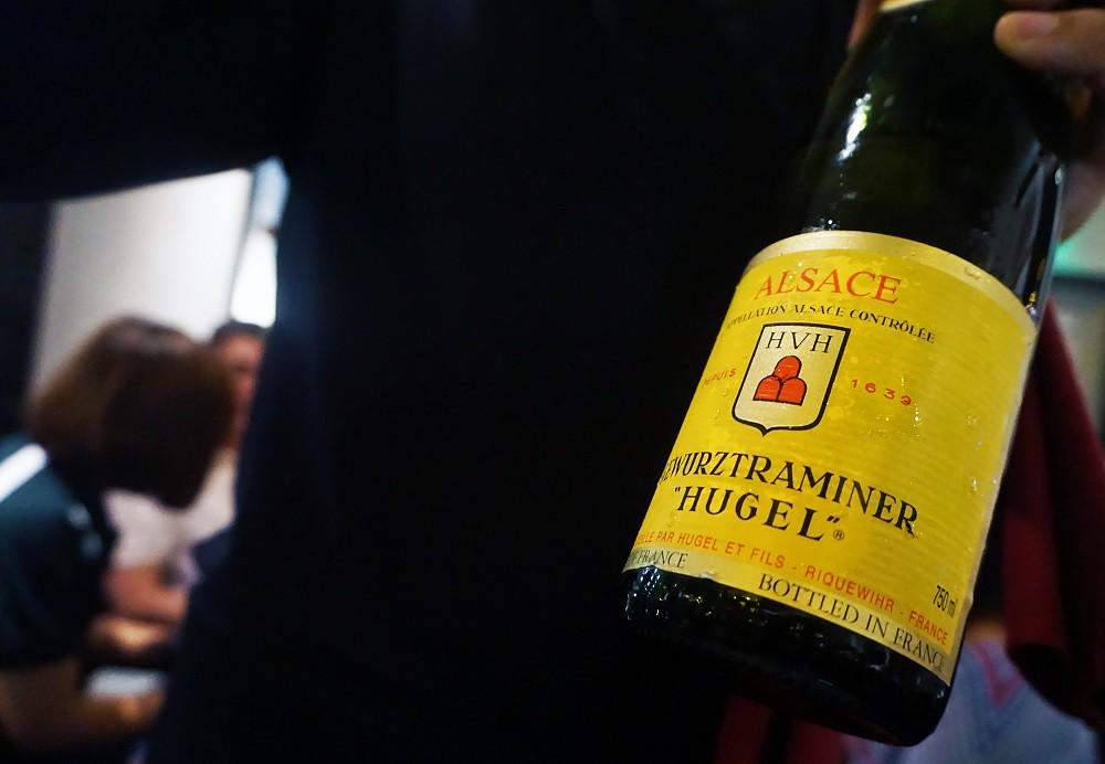 Tasting Hugel Wines with Winemaker Etienne Hugel at Planet Grapes – River Park, Alabang, Muntinlupa City