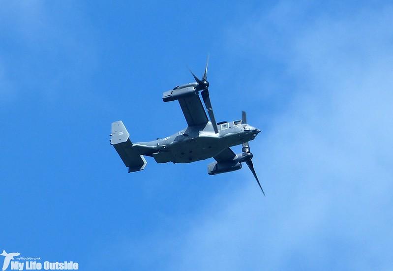 P1130849 - CV-22 Osprey, Llangorse Lake