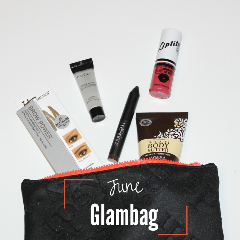 June 2015 Glambag