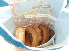 ミスドのドーナツ