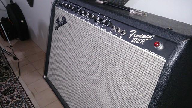 Fender Frontman 212 - Estúdio PA