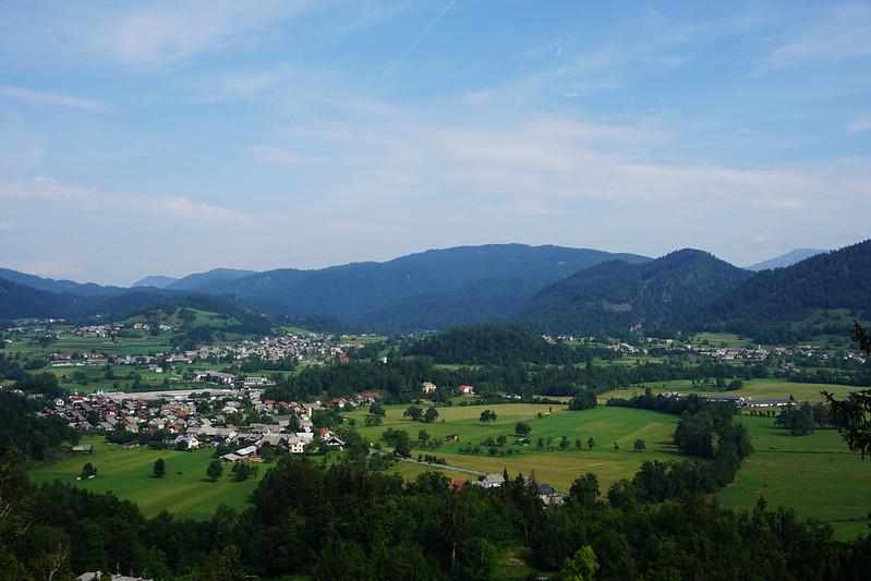 Bled landscape
