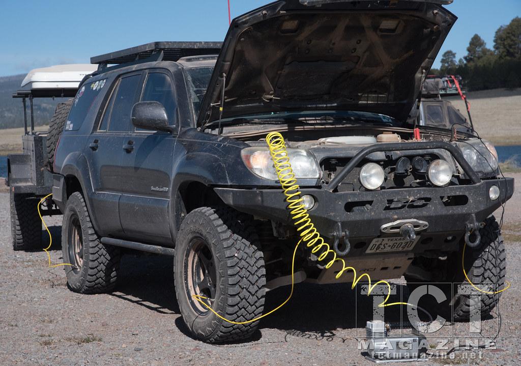 4Runner Overland Preparation - Toyota Cruisers & Trucks ...