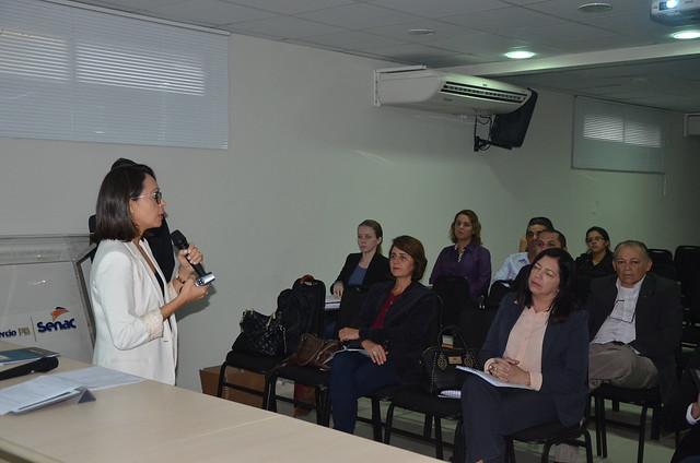 Reunião coordenadora Catarina Brasil com empresários 31/07/2015