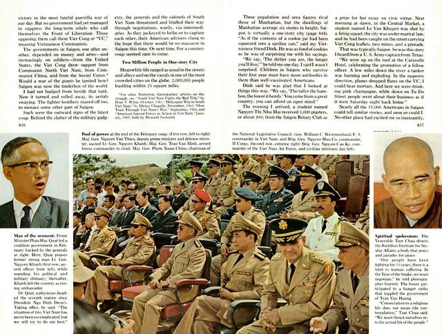 National Geographic Magazine June 1965 (3)