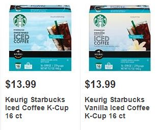 0 28 Starbucks Iced Coffee K Cups At Target With Layers Of
