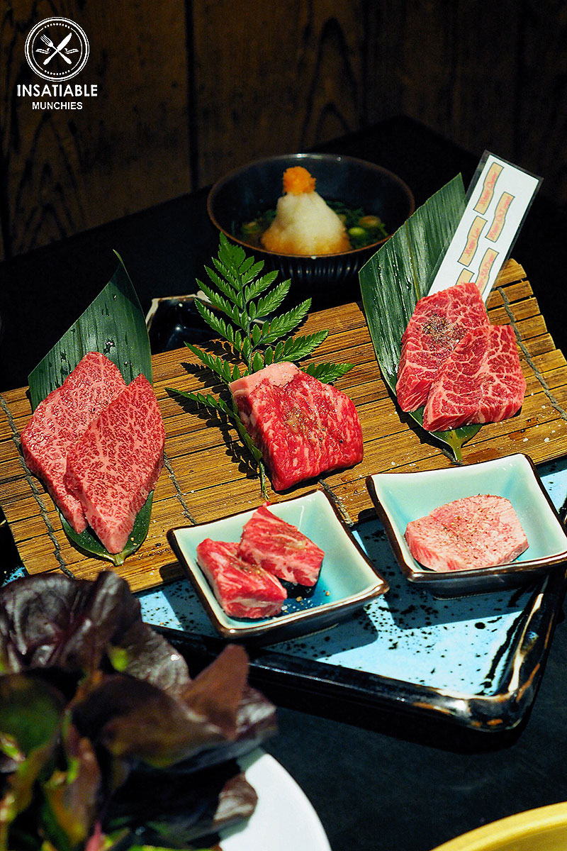 Sydney Food Blog Review of Rengaya, North Sydney: Premium Wagyu Amusement, $49.90