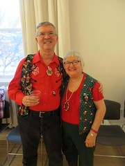Triangle Squares Holiday Dance, December 2016