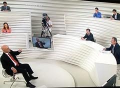 O secretário de Previdência Marcelo Caetano durante entrevista no Programa Roda Viva, da TV Cultura, 12.dez.2016