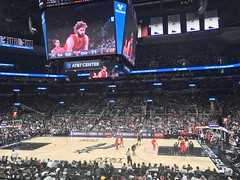 Bulls at Spurs on Christmas