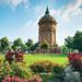 Wasserturm Mannheim 2016 by Andy Brandl (PhotonMix)