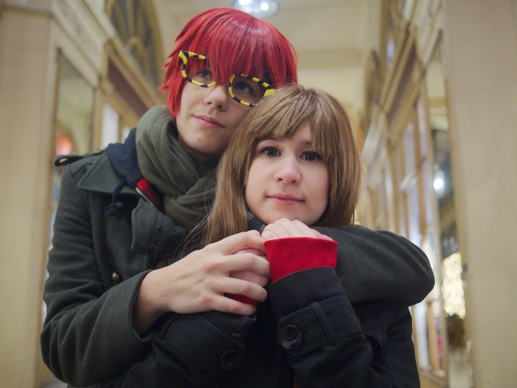 related image - Shooting Mystic Messenger - Paris - 2017-01-16- P1640302