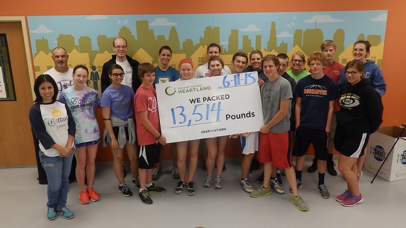 Catholic Heart Work Camp 6-11-15