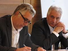Ahmed Galal (ERF) & Ishac Diwan