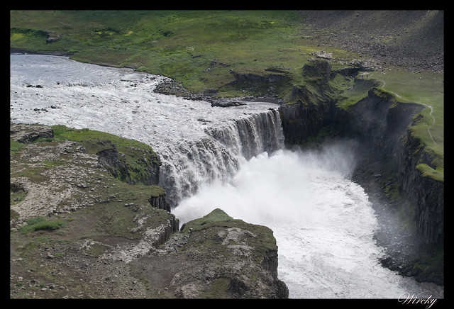 Cascada Hafragilsfoss