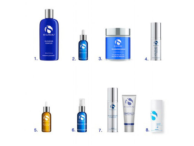 IS Clinical, productos
