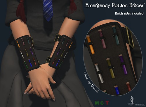 Emergency Potion Bracer
