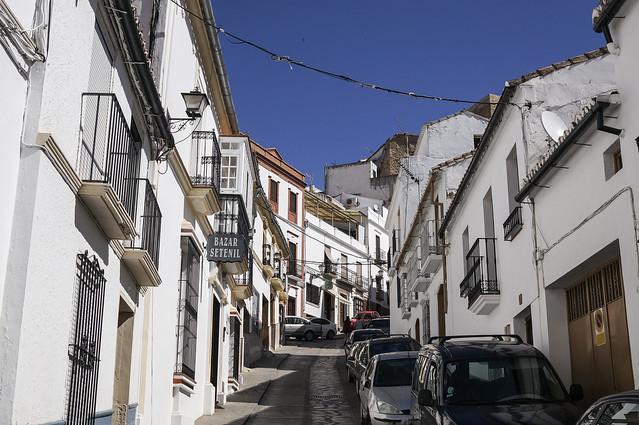 2. Setenil, Spain