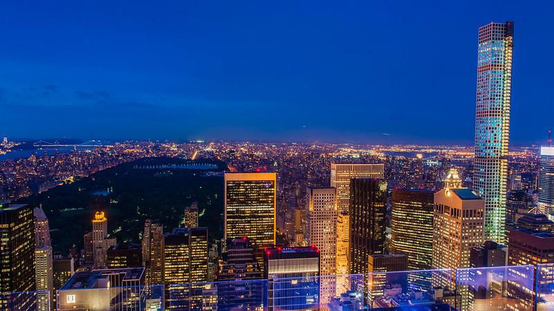 Vivid New York / Central Park