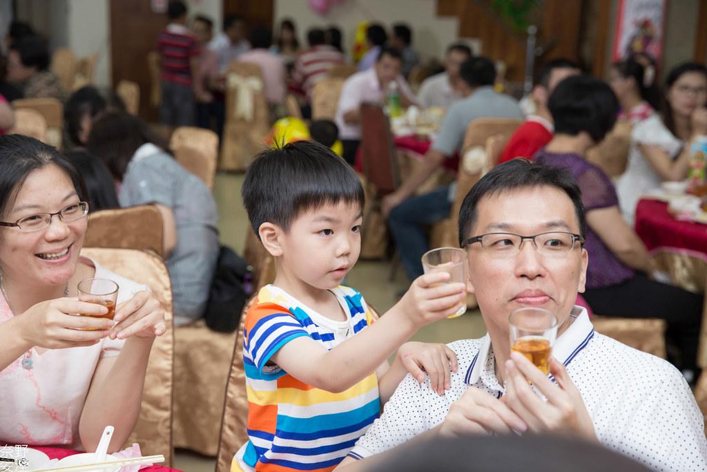 婚禮紀錄-高雄-展誠&鳳綿-文定午宴 X 吉喜海鮮餐廳 (78)