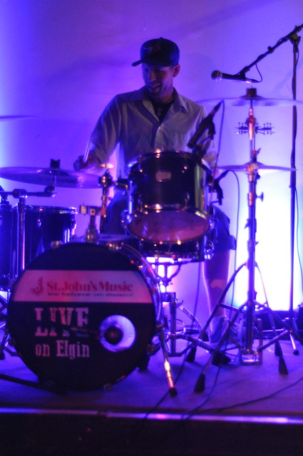 The Ven Dreddies at Live! On Elgin