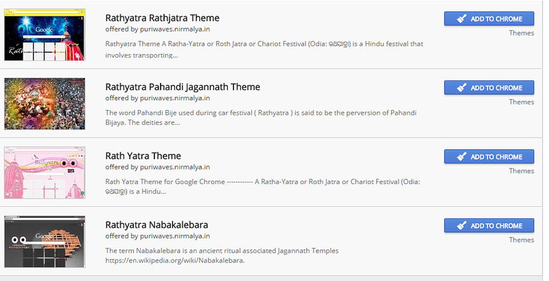 Rathyatra Themes for Google Chrome | | | Rathyatra Themes