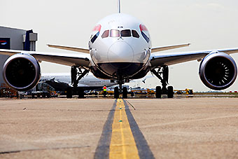 British Airways B787 front (British Airways)