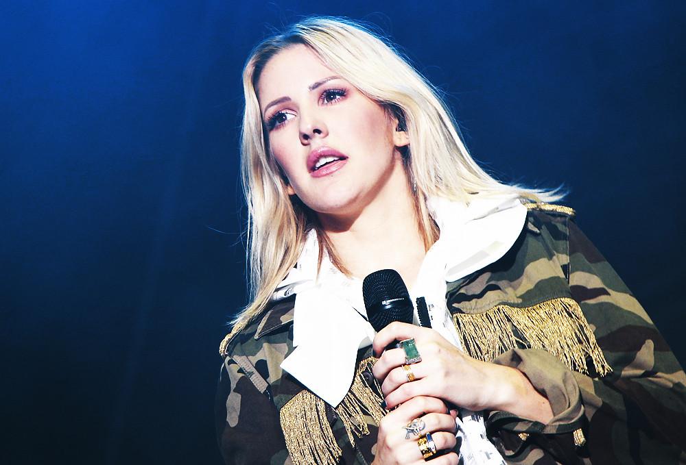 Ellie Goulding @ Ruisrock 2015