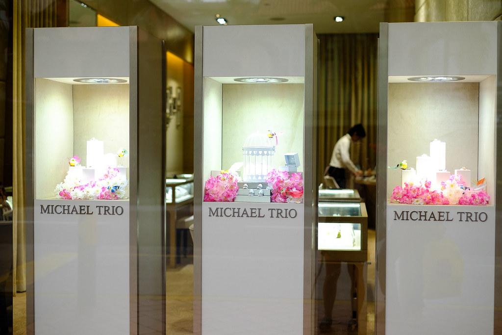 Michael Trio: Exterior