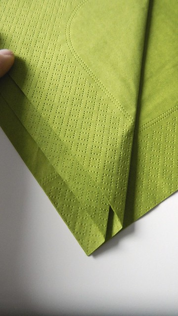 Folded Napkins 6